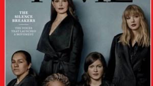 Vrouwen achter #Metoo zijn 'Times Person of the Year'