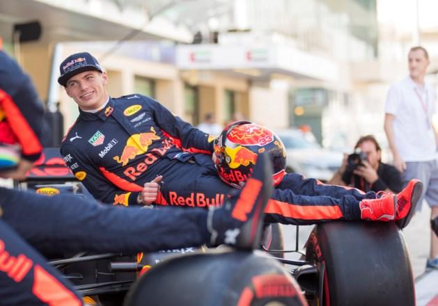 'Max Verstappen op twee na best betaalde Formule 1-coureur'