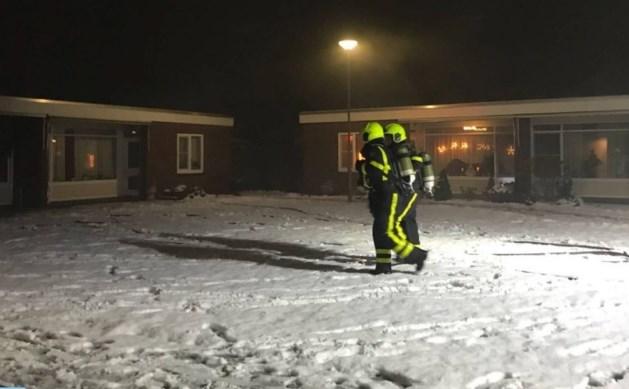VIDEO - Dode bij brand in woning Ospel