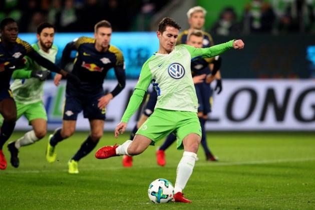 Verhaegh traint alweer mee met Wolfsburg