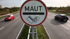 Voorlopig nog geen tol in Duitsland: plan uitgesteld