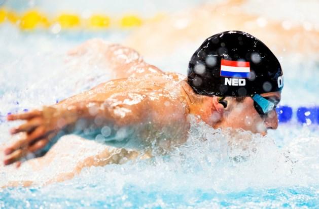 Nederlandse titel 100 m vlinder voor Joeri Verlinden