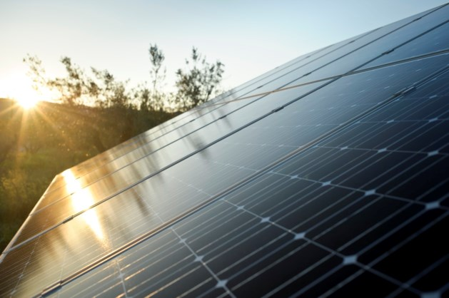 Zonneweide op afvalberg moet 3700 huishoudens van stroom voorzien
