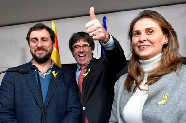 Catalaanse separatisten winnen parlementsverkiezingen