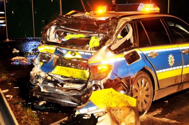 Oekraïense vrachtwagenchauffeur reed Duitse politieagente mogelijk met opzet dood