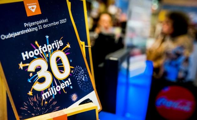 Winnend lot Staatsloterij verkocht in Noord-Brabant