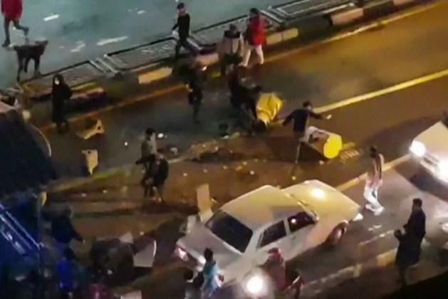 Zeker tien doden gemeld bij betogingen in Iran