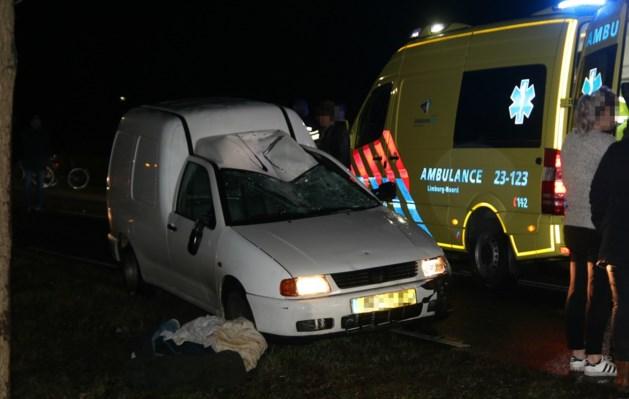 Fietser raakt ernstig gewond bij aanrijding in Horst