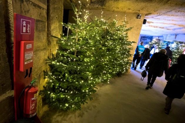 'Minder bezoekers kerstmarkt Valkenburg na uitzendingen'