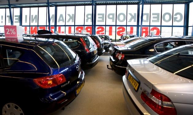 Iets meer tweedehands auto's verkocht in 2017