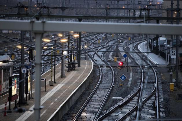 Negen dagen geen treinen tussen Heerlen en Herzogenrath