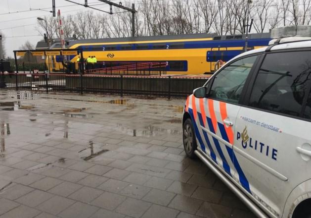 Tijd lang geen treinen tussen Sittard en Heerlen door aanrijding