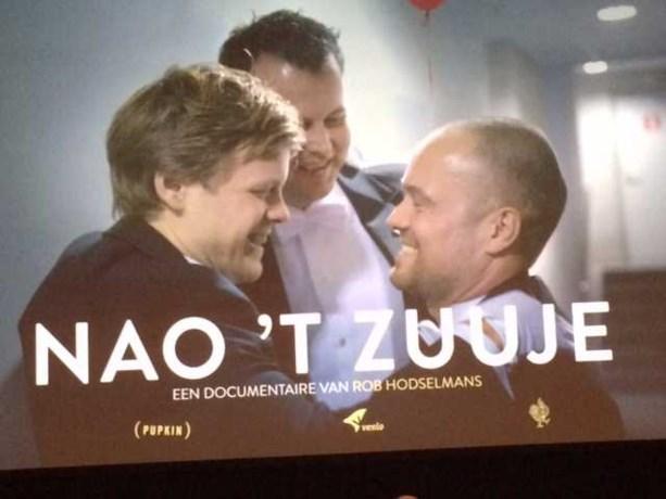 Massale belangstelling voor vastelaovesfilm Nao 't Zuuje