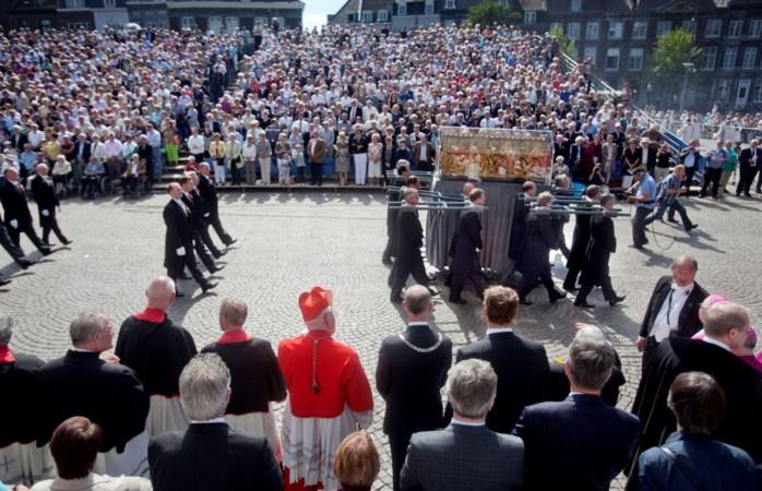 Gezocht: 160 dragers voor Heiligdomsvaart