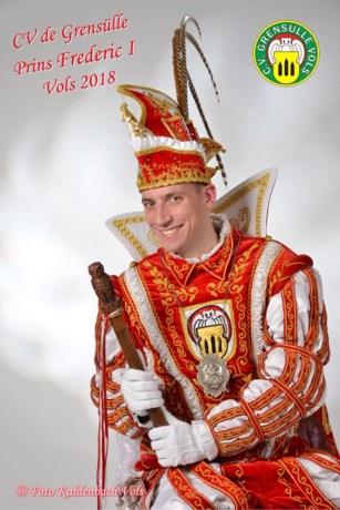 Prins Frederic I (Vols)