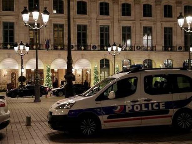 Miljoenenbuit bij roofoverval in wereldberoemd Hotel Ritz Parijs
