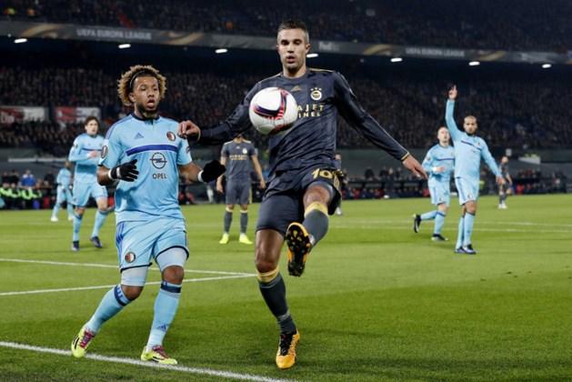 Feyenoord hoopt Van Persie snel vast te leggen