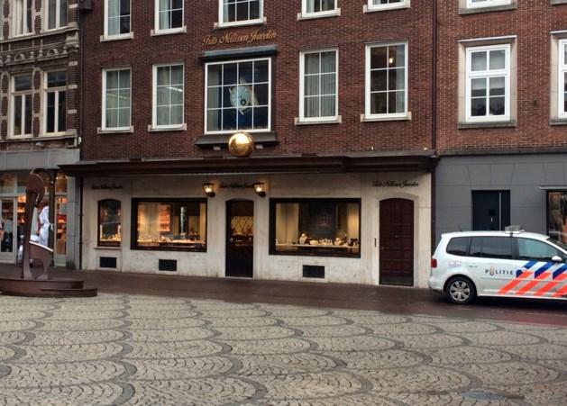 Eis zes jaar tegen verdachte overval juwelier Venlo