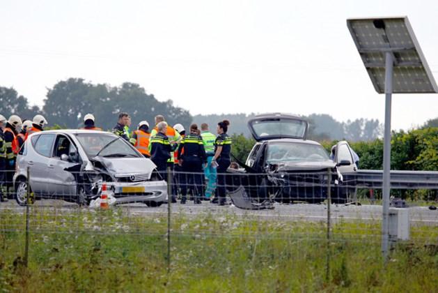 Onderzoek naar spookrijders op de A73 bij Boxmeer