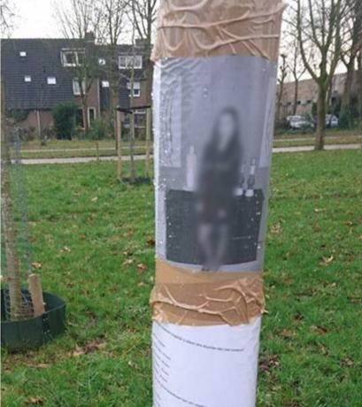 'Diensten' vrouw aangeboden via pamfletten in Roermond