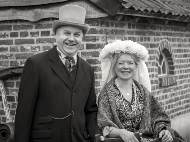Boerebroedspaar Ruud &  Sandra (Grubbenvorst)