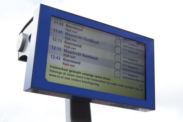NS: zoek alternatief voor trein in avondspits