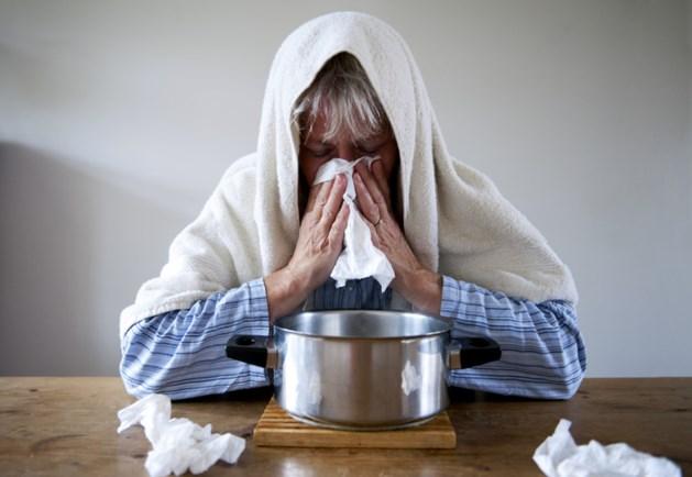 Forse stijging aantal doden door griepepidemie