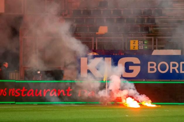 Twente maakt excuses voor gedrag van fans in Roda-stadion