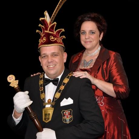 Prins Dennis & Prinses Steffie 1e  (Hoensbroek)