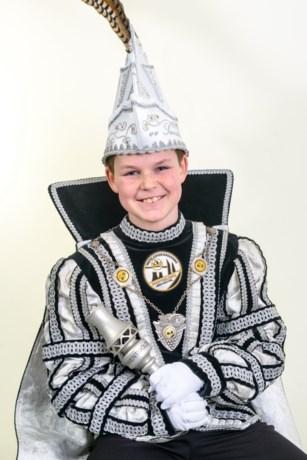 Jeugdprins Sander I (Lentjheuvel-geleen)