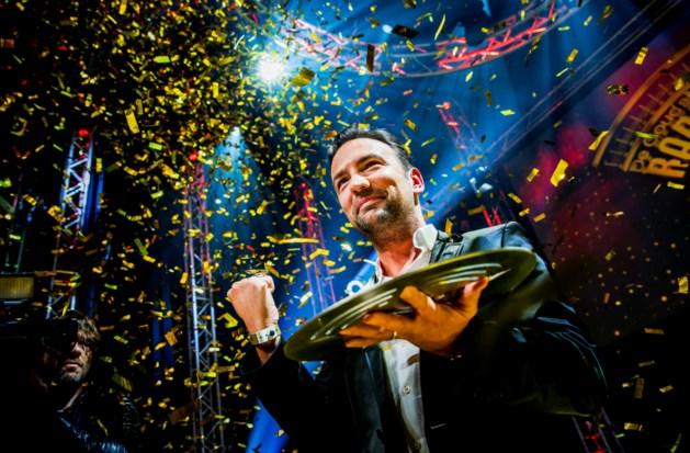 Gerard Ekdom wint Gouden RadioRing
