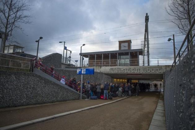 Uitbreiding station Maastricht-Noord fors duurder