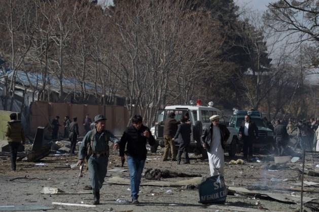 Zeker veertig doden bij aanslag in Afghanistan