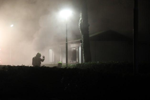Stacaravan uitgebrand op camping in Montfort
