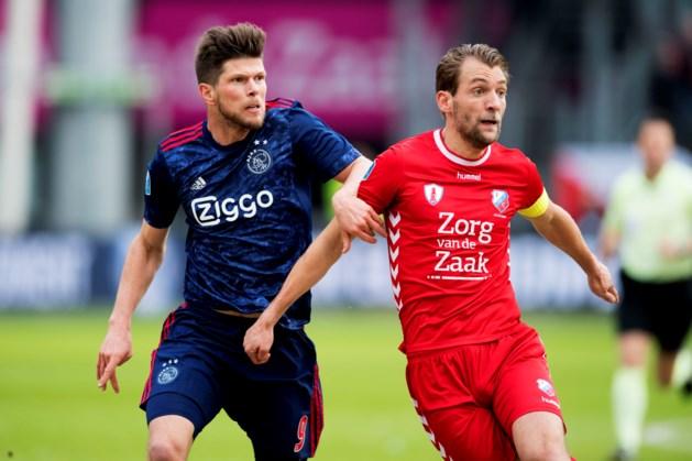 Ajax laat dure punten liggen op knollenveld Utrecht