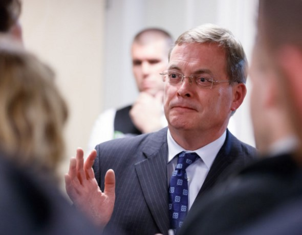 Carrière opgestapte 'borrelburgemeester' begon in Kessel