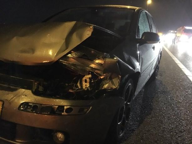 Gewonde bij ongeval op A73 tijdens avondspits
