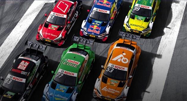 Robin Frijns voor Audi naar DTM-klasse