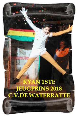 Jeugdprins Kyan 1 (Urmond)