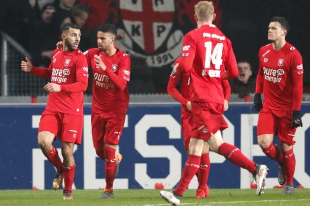 FC Twente na 'Maher-show' in halve finale KNVB-beker
