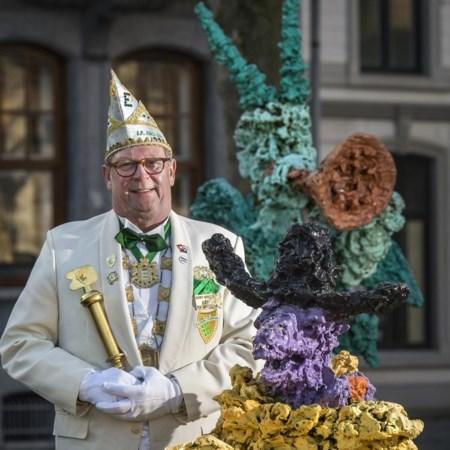 De prins die overal op handen wordt gedragen, behalve in Limburg
