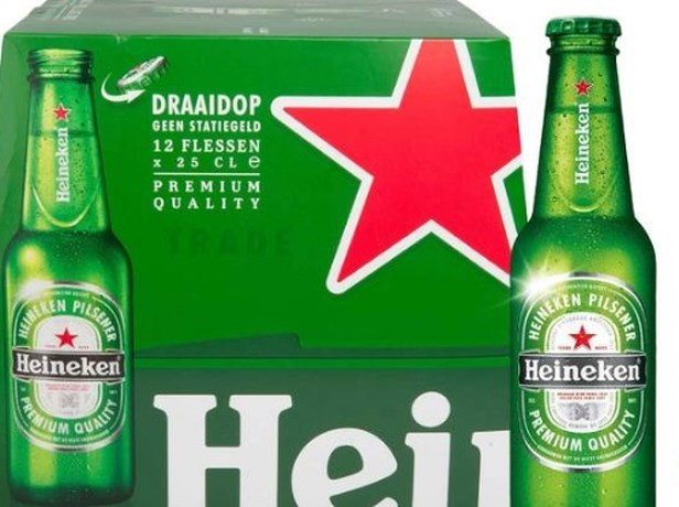 Glas kan breken: Heineken roept statiegeldloze biertjes terug