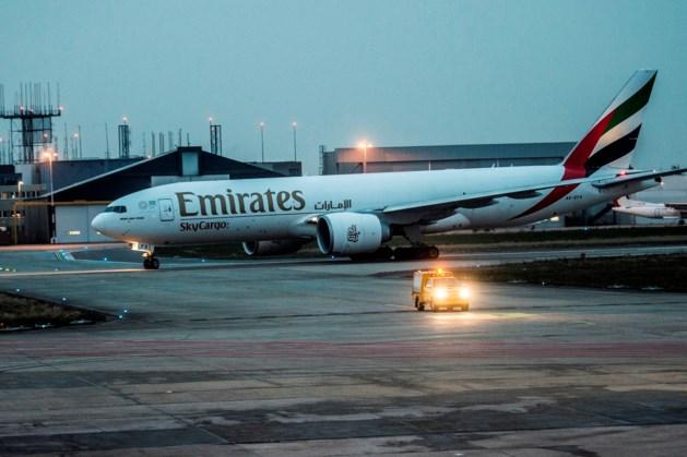 Emirates dagelijks met vrachtvluchten op Maastricht Airport