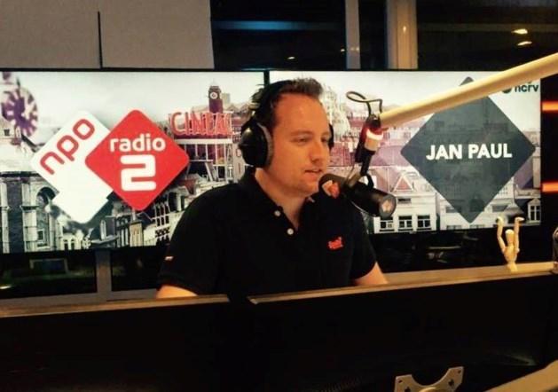 Venlose dj stopt met radioprogramma op NPO Radio 2