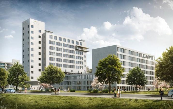Opmars van studenten-complexen in Parkstad en Vaals