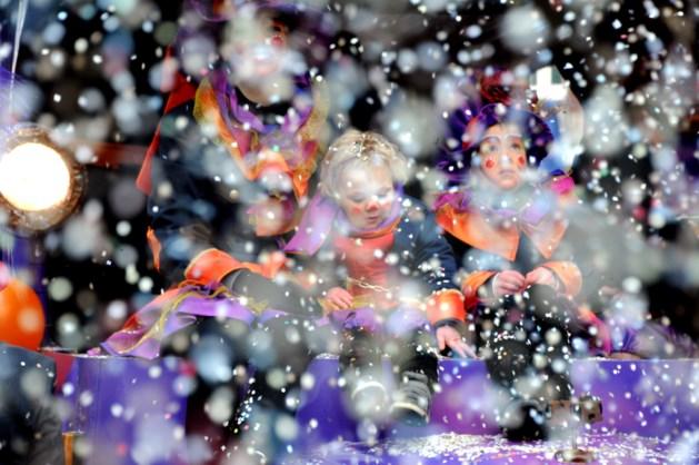 Vergeet je thermolegging niet: het wordt koud met carnaval