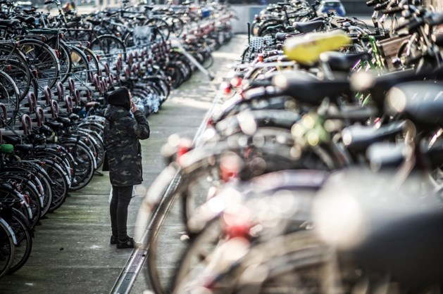 Binnenstad Sittard geplaagd door fietsendieven