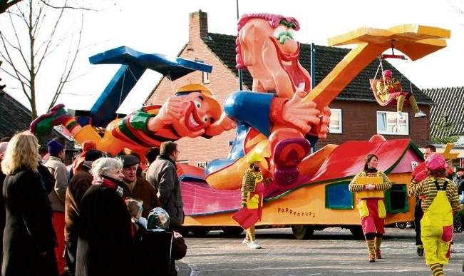 Hierdoor staat de carnavalsoptocht in Noord-Limburg onder druk