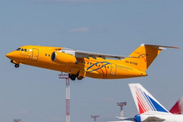 Russisch vliegtuig neergestort: zeker zeventig doden