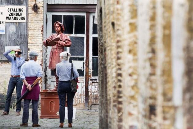LK levende standbeelden van Maastricht naar Thorn
